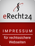 [Translate to Englisch:] eRecht24 Impressum