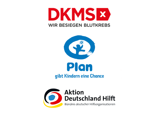 Picture of the aid organisation DKMS