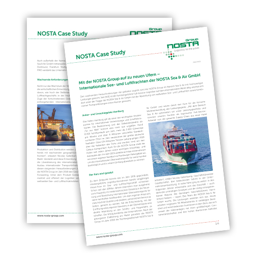 NOSTA Case Study Sea & Air
